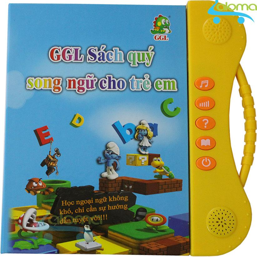 Hình ảnh Sách điện tử Song ngữ
