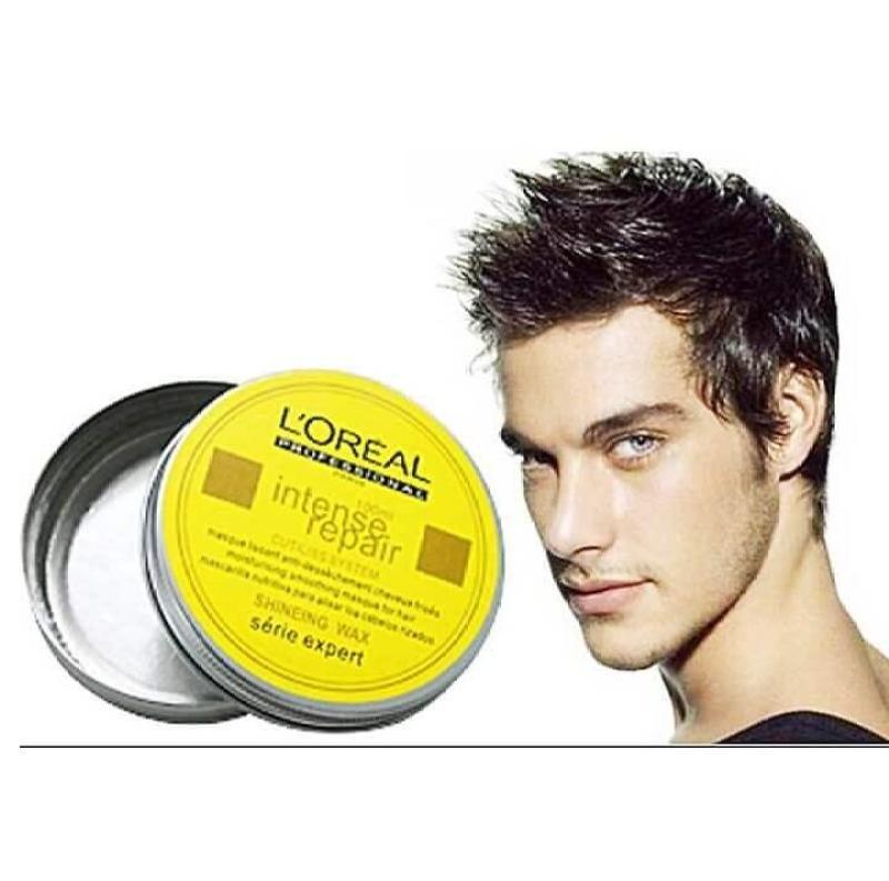 Wax cứng Loreal trong - Sáp vuốt tóc loreal nhập khẩu