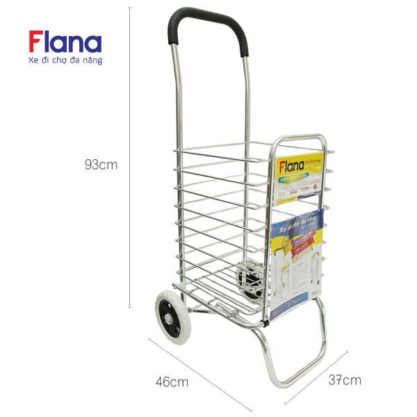 Xe đi chợ đa năng Vifami Flana LA-8008i (Trắng)