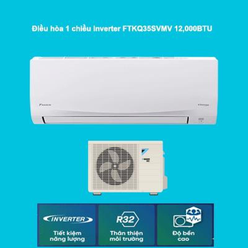 Bảng giá Máy lạnh Daikin FTKQ35SAVMV 1.5HP Inverter, 1 chiều lạnh