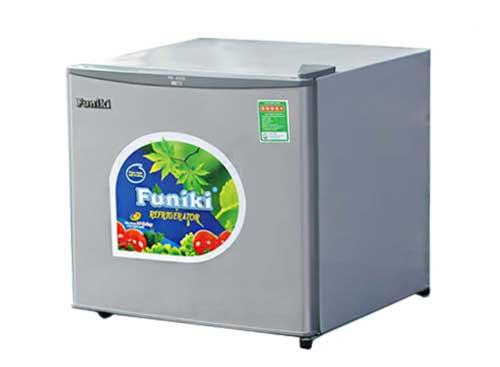 Tủ lạnh Funiki 50 lít FR-51CD  (ghi xám)