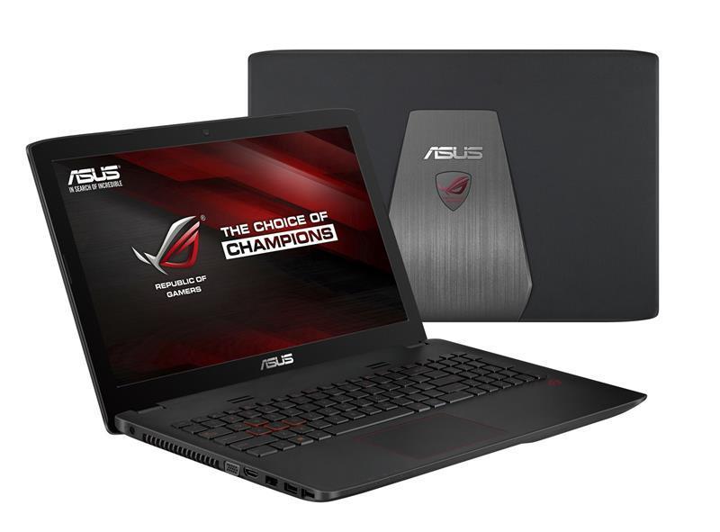 Hình ảnh (Sả Hàng) Asus Rog GL552VX (Core i5-6300HQ, ram 8GB, HDD 1T, Nvidia GTX950m 4G, Màn 15.6in, Phím Led Đỏ )