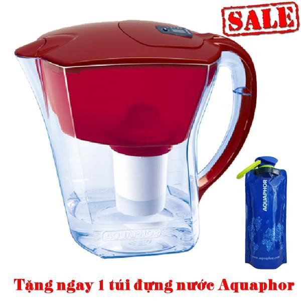 Hình ảnh Bình lọc nước cao cấp Aquaphor Premium đồng hồ điện tử