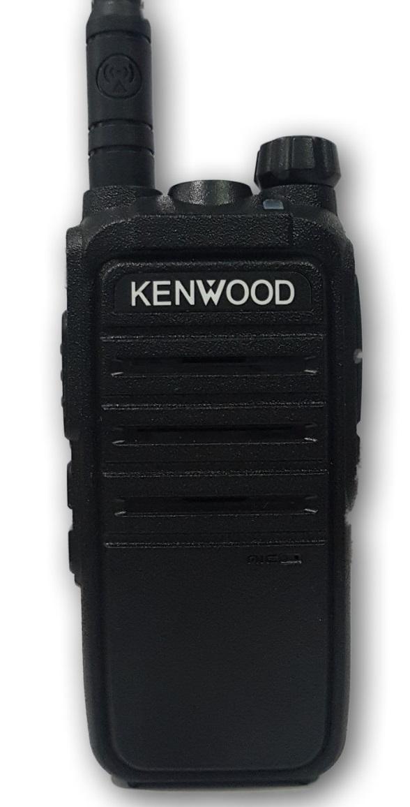 Bộ 2 Bộ đàm chất lượng cao Kenwoodd TK3118+Tặng 02 Tai nghe Bộ đàm (Cự ly liên lạc tối thiểu >1km trong nội thành)-BN4