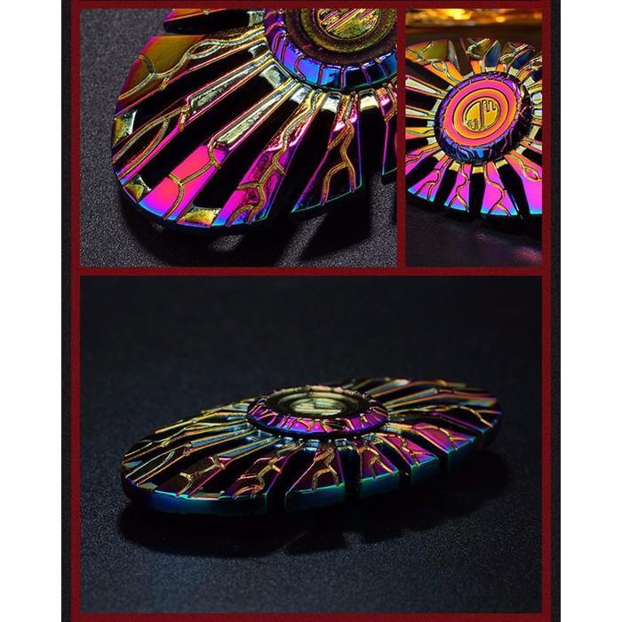 Hand spinner 7 màu