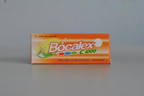 BOCALEX C1000-VIÊN SỦI  BỔ SUNG VITAMIN C CHO CƠ THỂ DẠNG - ICARE