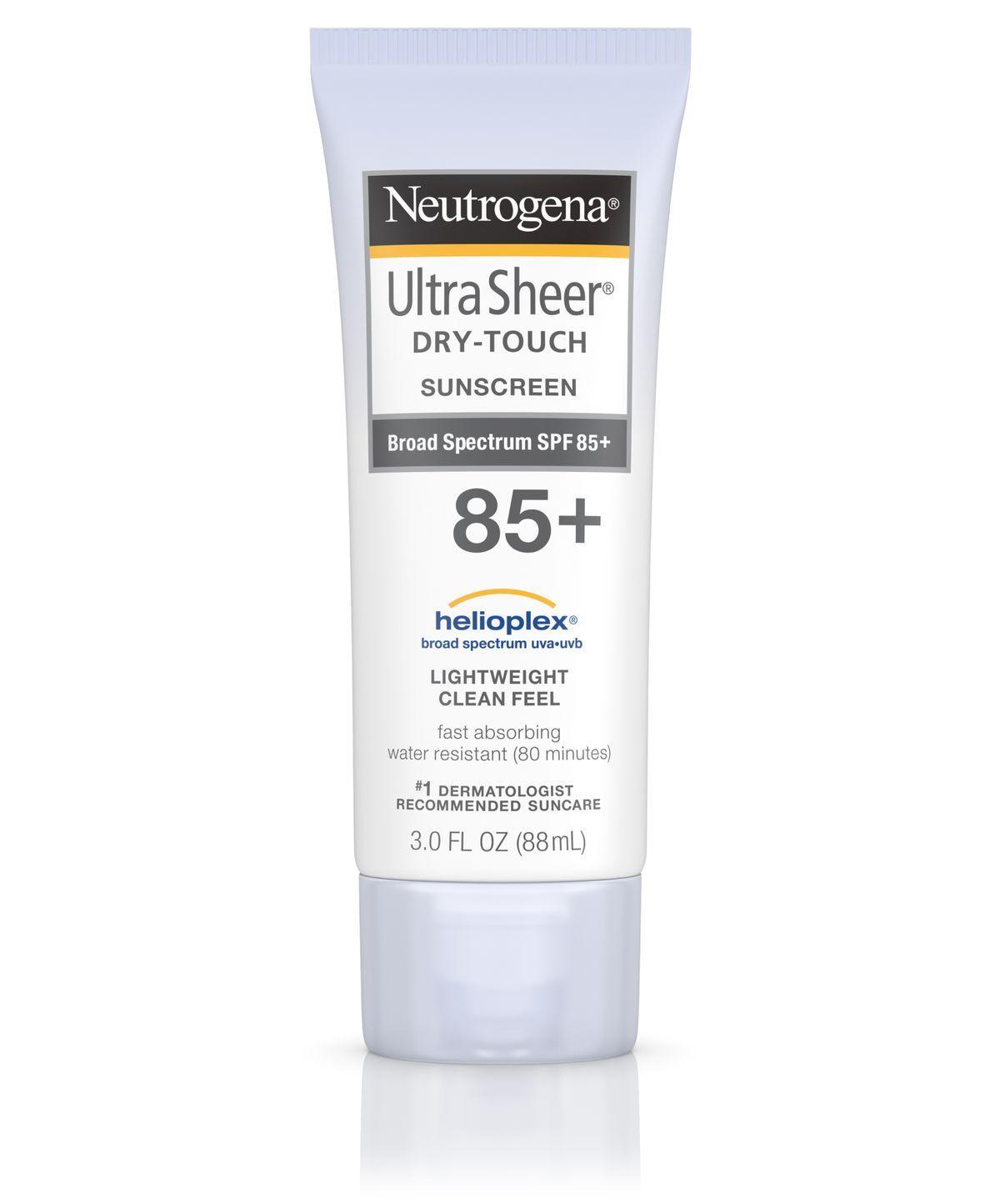 Kem Chống Nắng Neutrogena Ultra Sheer Dry-Touch Sunscreen SPF 85 nhập khẩu