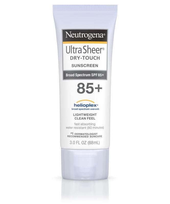 Kem Chống Nắng Neutrogena Ultra Sheer Dry-Touch Sunscreen SPF 85