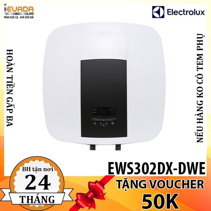 Bảng giá (ONLY HCM) Máy Nước Nóng Electrolux EWS302DX-DWE