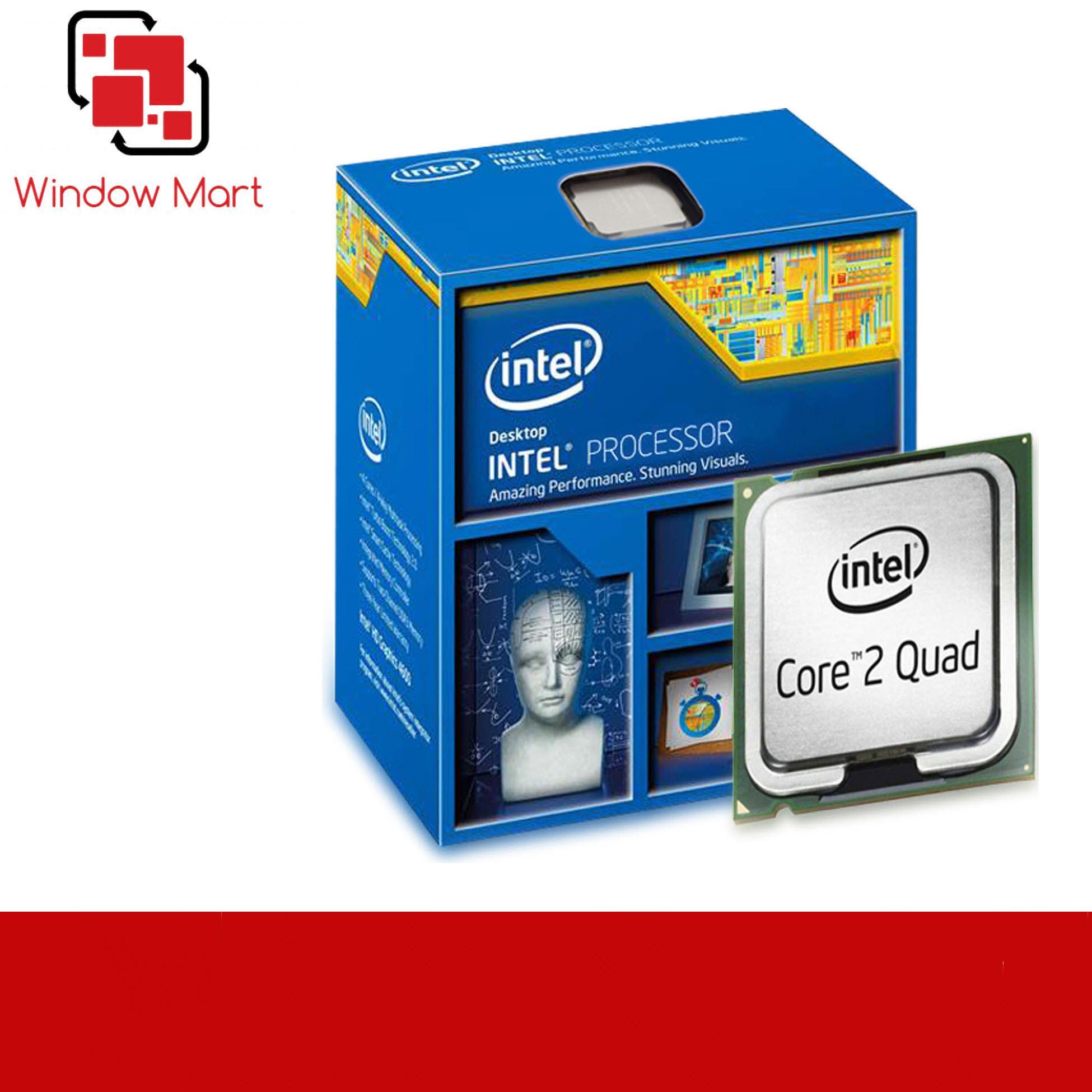Bộ Vi xử lý Intel Core 2 Quad Q8300 (4 nhân- 4 Luồng) Chất Lượng Tốt
