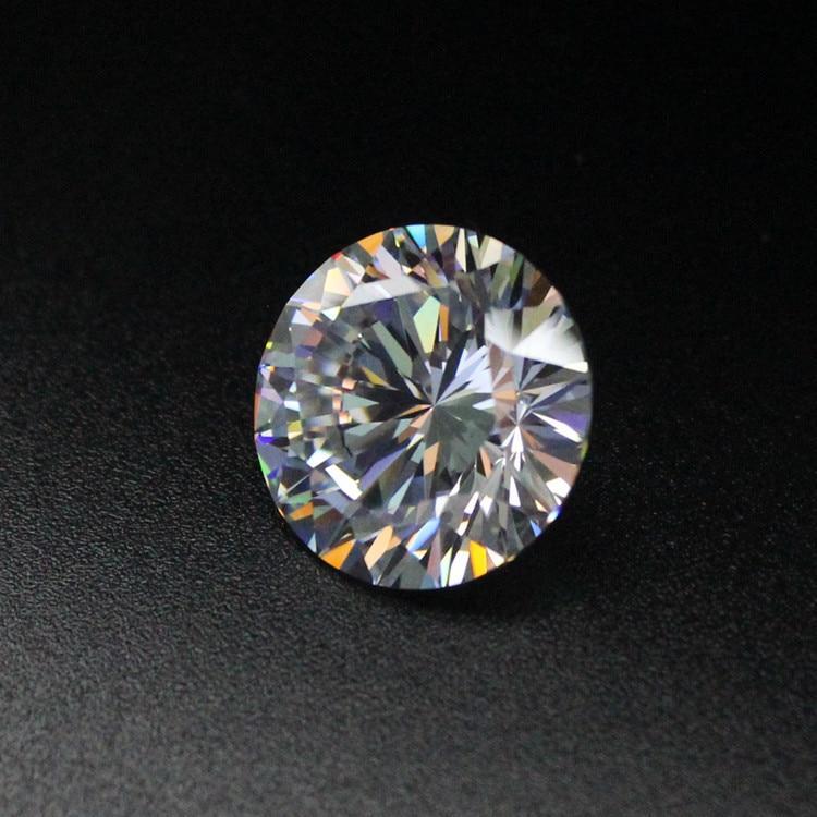 Kim cương nhân tạo 16 Hearts & Arrows 6.5mm