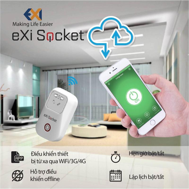 Công tắc thông minh eXi Socket