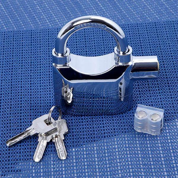 Ổ khóa chống trộm Kinbar Alarm Lock có còi báo động 110DBA
