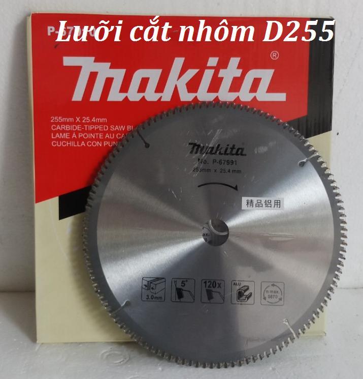 Lưỡi cắt nhôm 120 răng Makita P-67991