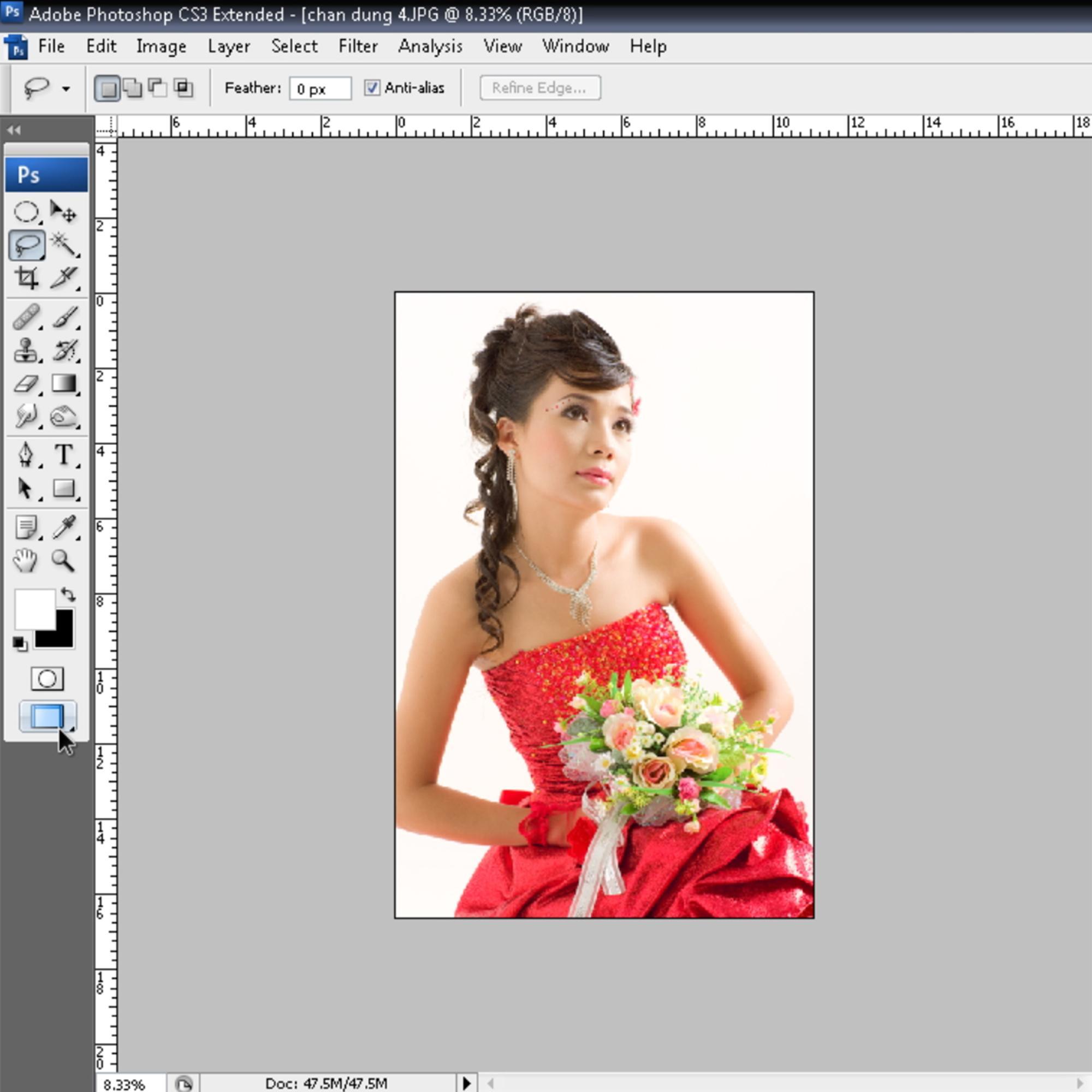 Hình ảnh Đĩa VCD Giáo trình chỉnh sửa ảnh cưới Photoshop