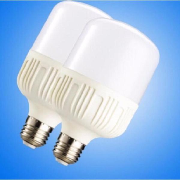 Bộ 2 đèn LED Trụ 20W kín nước (Trắng)