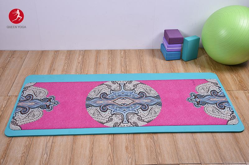 Thảm Yoga du lịch BODHI cao cấp - Gấp gọn như khăn