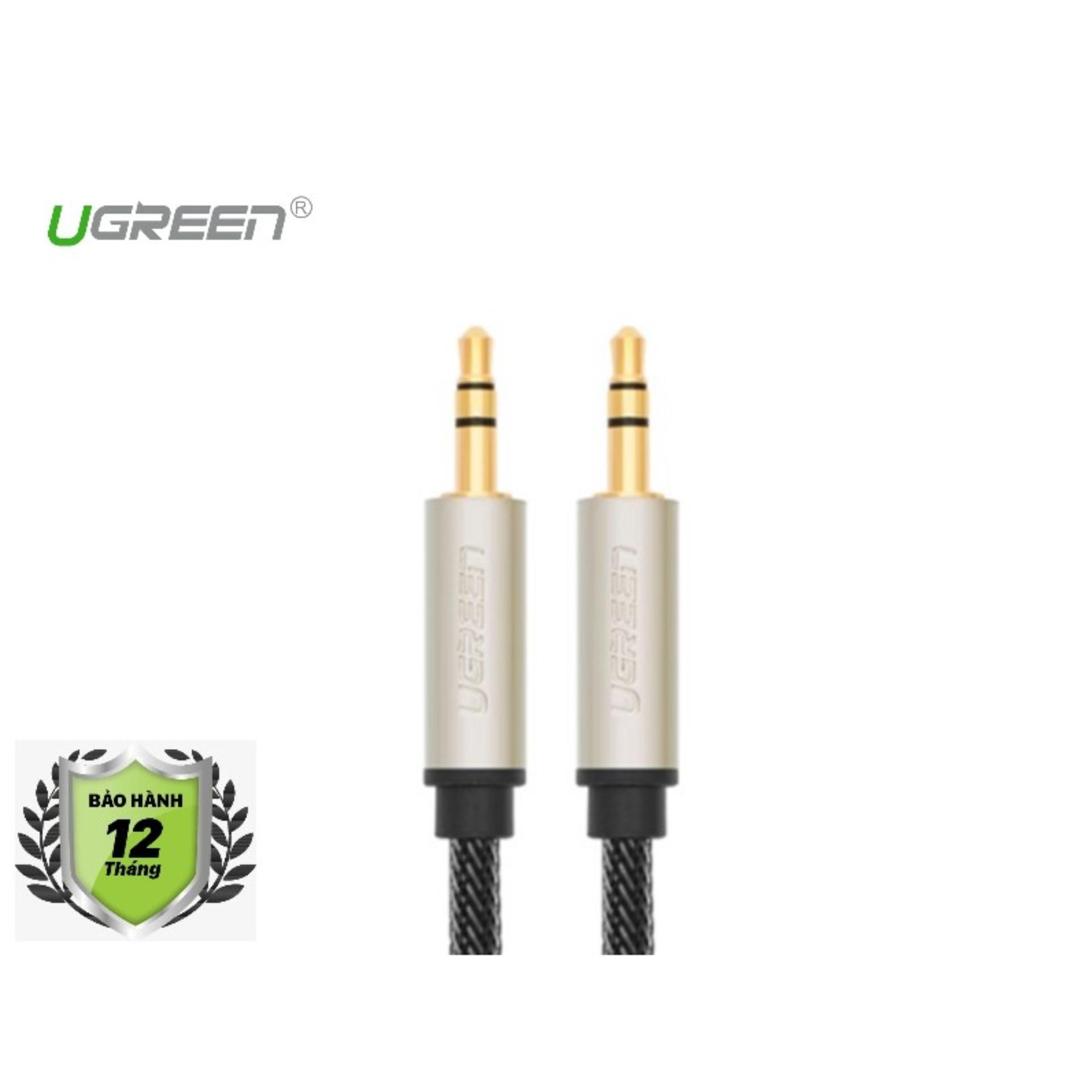 Cáp Audio AUX 3.5mm Ugreen 10603