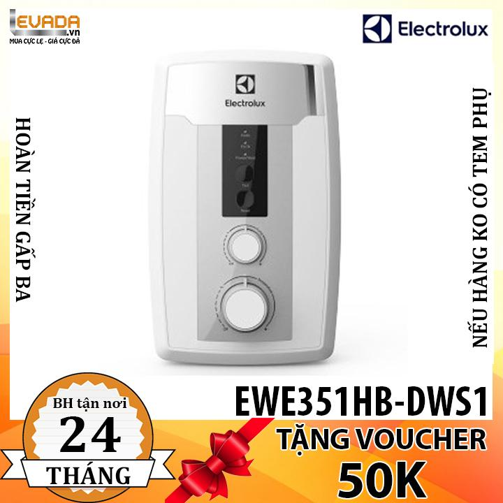 Bảng giá (ONLY HCM) Máy Nước Nóng Electrolux EWE351HB-DWS1