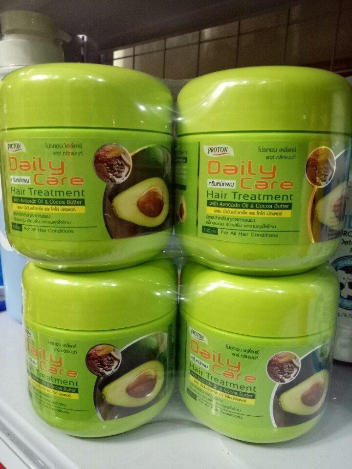 Ủ tóc bơ Daily Care Thái Lan 500ml