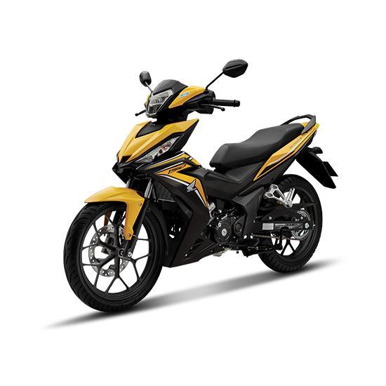 Xe tay côn Honda Winner thể thao 2017 - Vàng đen