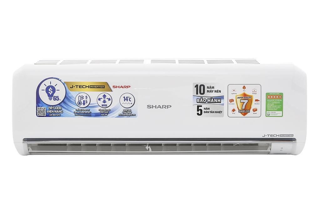 Bảng giá Máy lạnh Sharp Inverter 1.5 HP AH-X12STW / AH-X12UEW