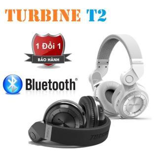 Tai Nghe Bluetooth Bluedio Turbine T2 - Hàng Nhập Khẩu cao cấp thumbnail