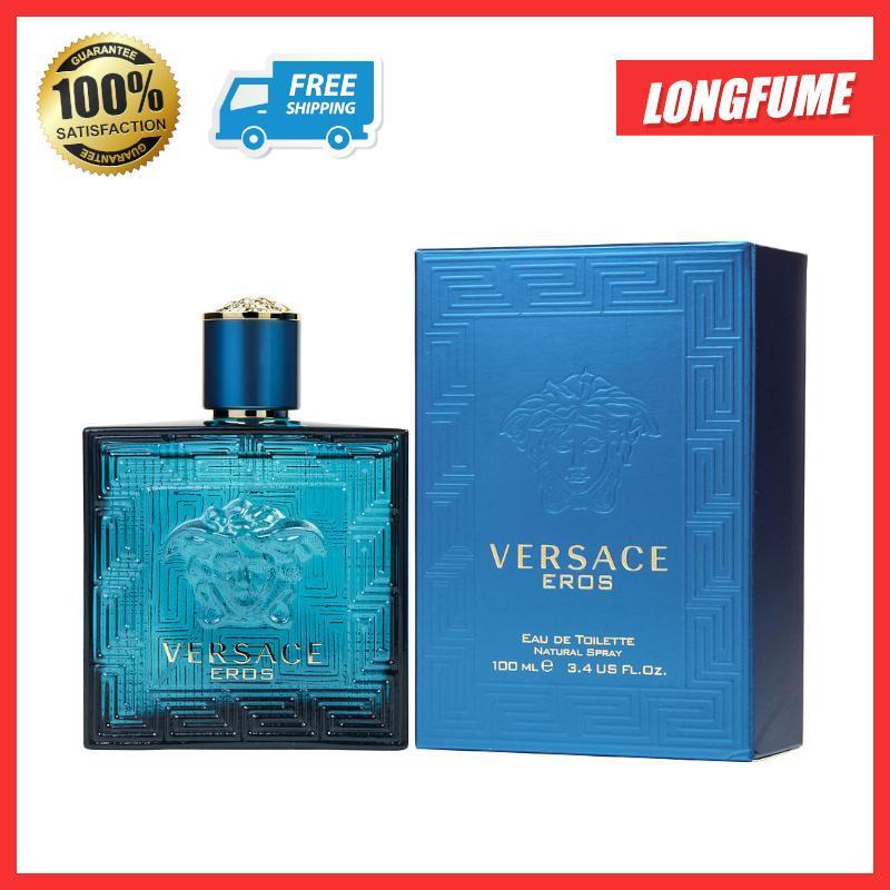 Nước hoa Versace Eros 100ml EDT - Hàng Xách Tay