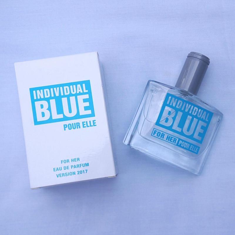 Nước Hoa Blue Pour Elle For Her 50ml ( Màu Trắng)