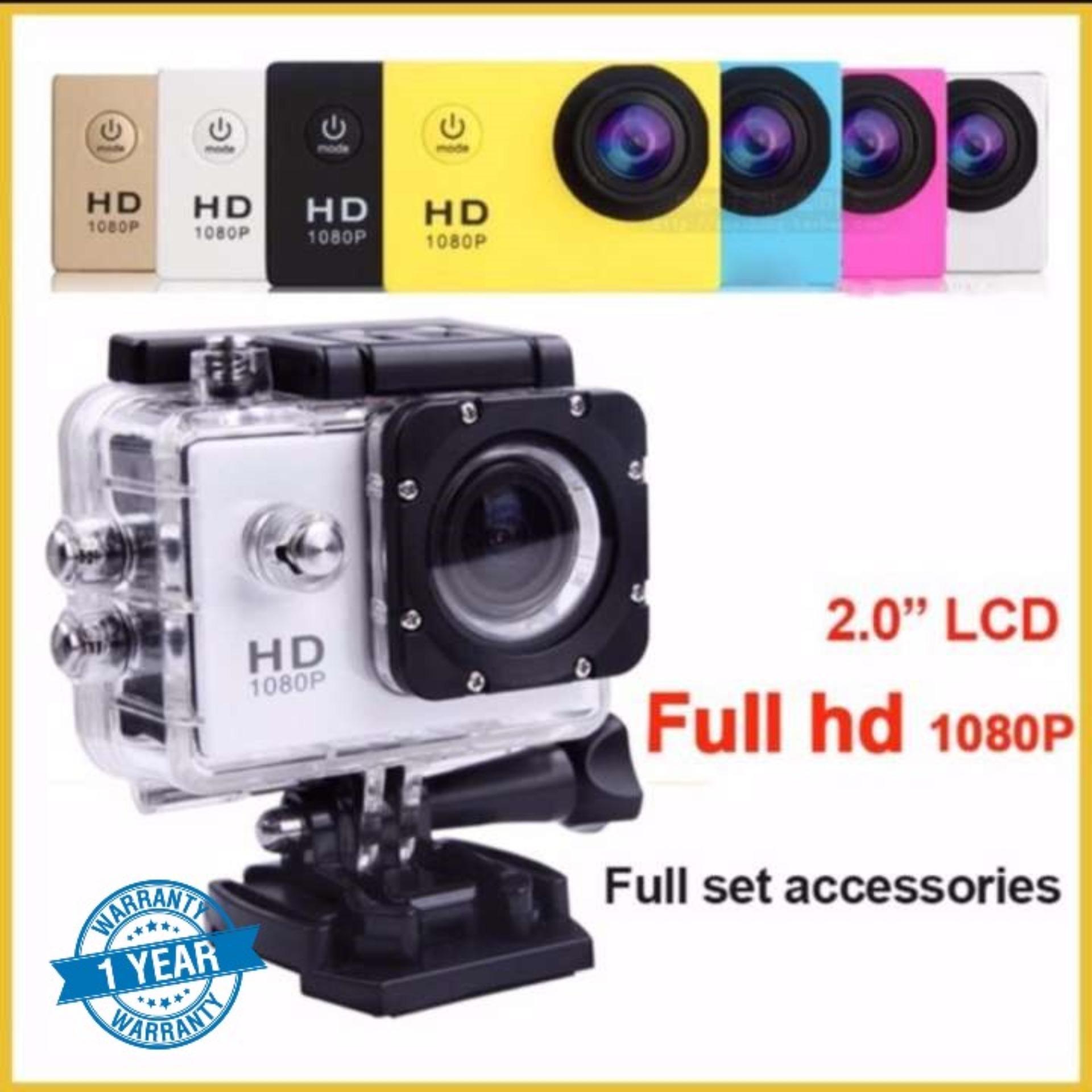 Hình ảnh Camera hành trình thể thao Full HD 1080