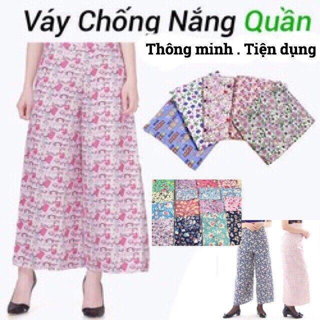 Váy Chống Nắng Dạng Quần Cao Cấp- Hàng tốt nhập khẩu