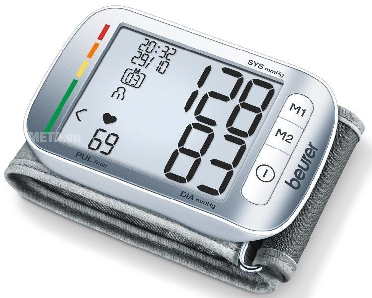 Máy đo huyết áp cổ tay Beurer BC50 - Hàng nhập khẩu bán chạy