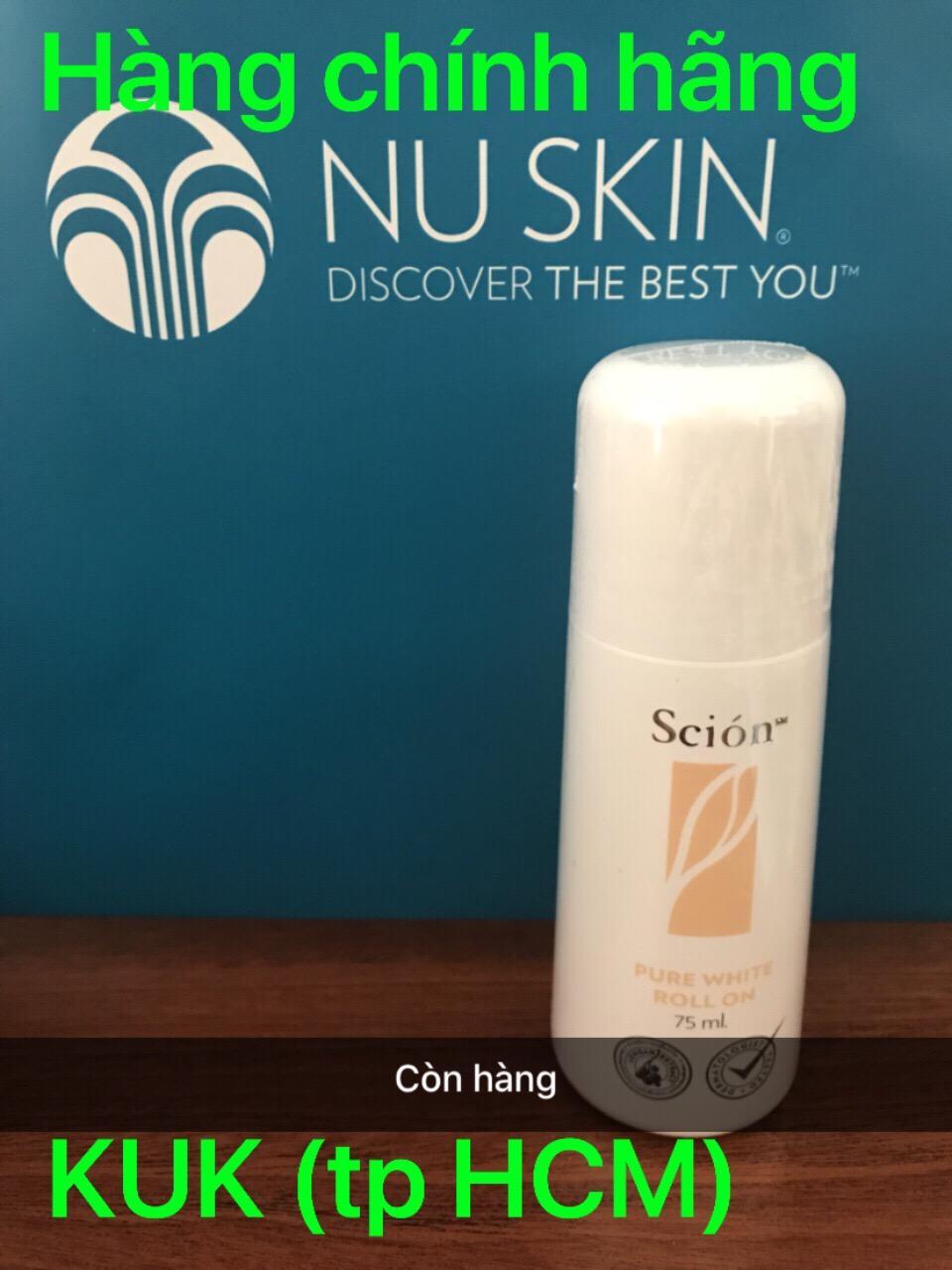 Lăn khử mùi Scion Nuskin