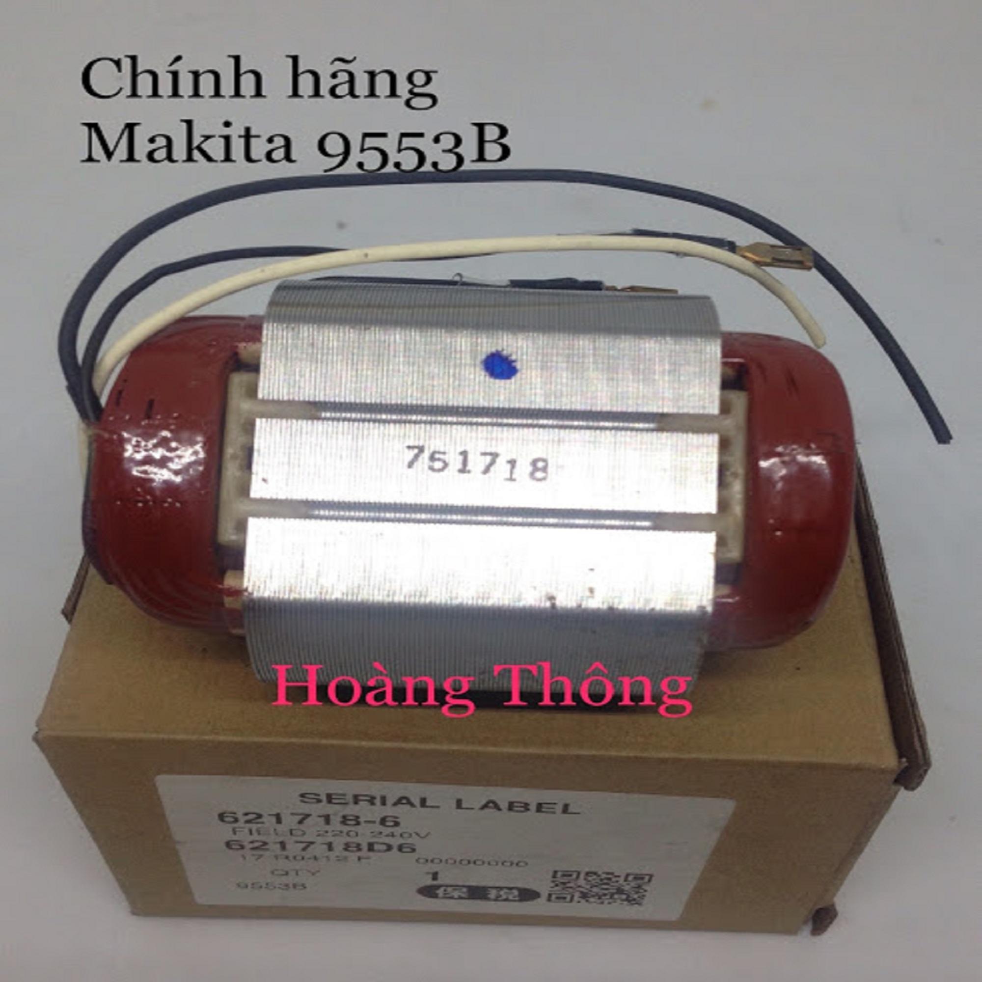 Stato (cuộn dây) máy mài góc 9553B Makita