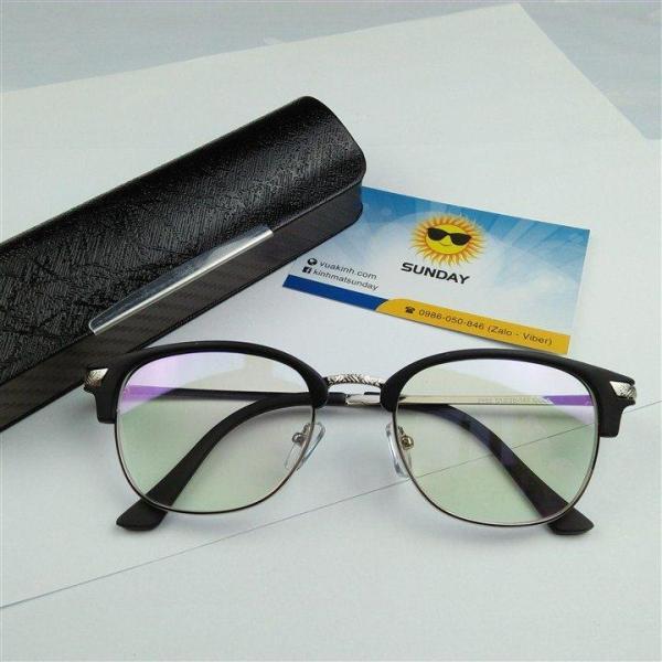 Giá bán Gọng kính cận nửa viền V61