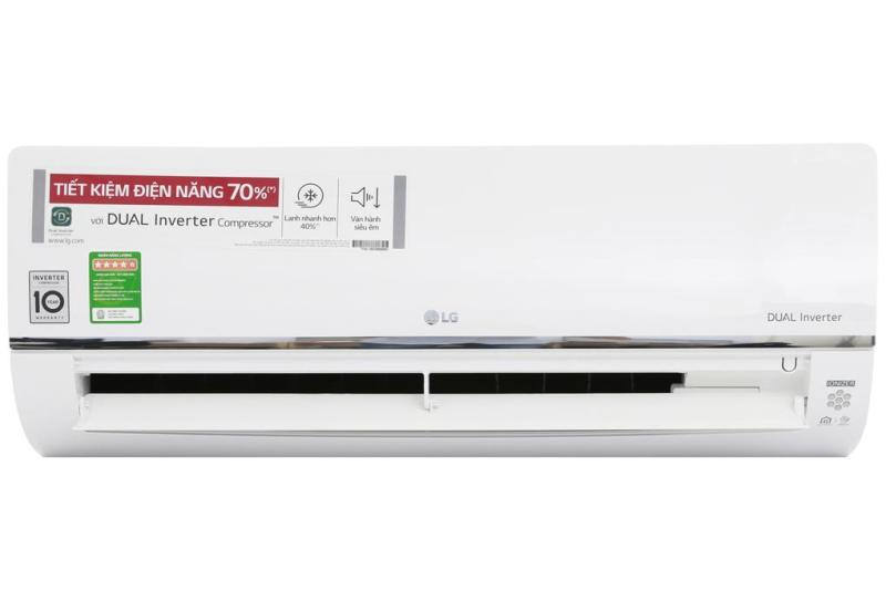 Bảng giá Máy lạnh LG Wifi Inverter 1.5 HP V13API