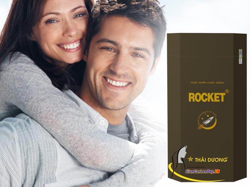 Viên Uống Rocket Hộp 30 Gói