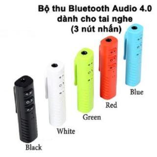 Bộ thu Bluetooth Audio 4.0 dành cho tai nghe (3 nút nhấn) thumbnail