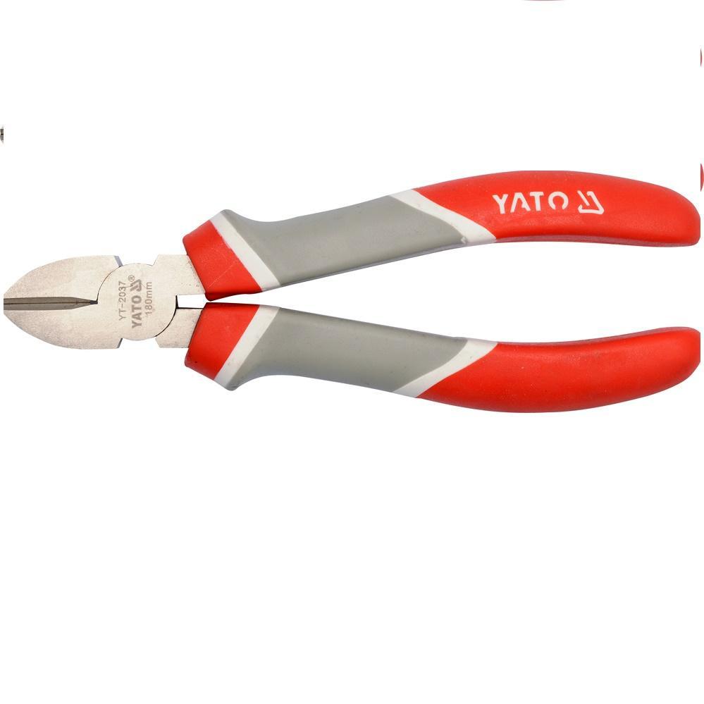 Kìm cắt cao cấp 180mm Yato YT-2037