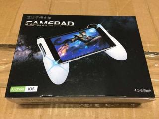 Tay cầm game cho điện thoại full màn hình dưới 6.3 inch Gamepad Detek K18 thumbnail