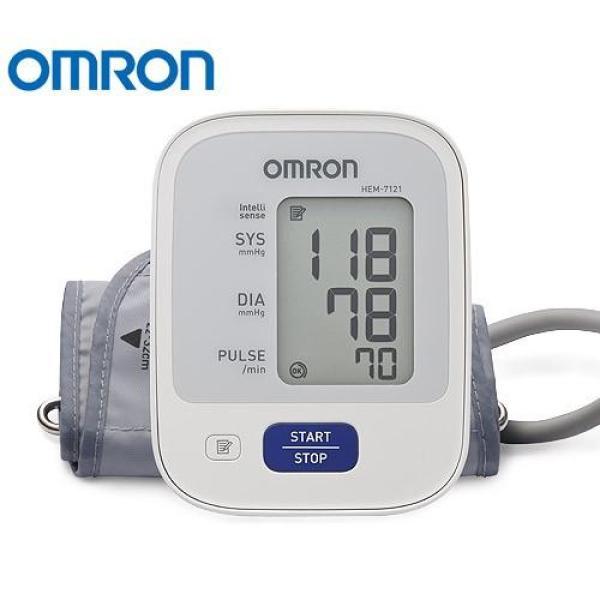 Máy đo huyết áp tự động bắp tay Omron HEM-7121 bán chạy