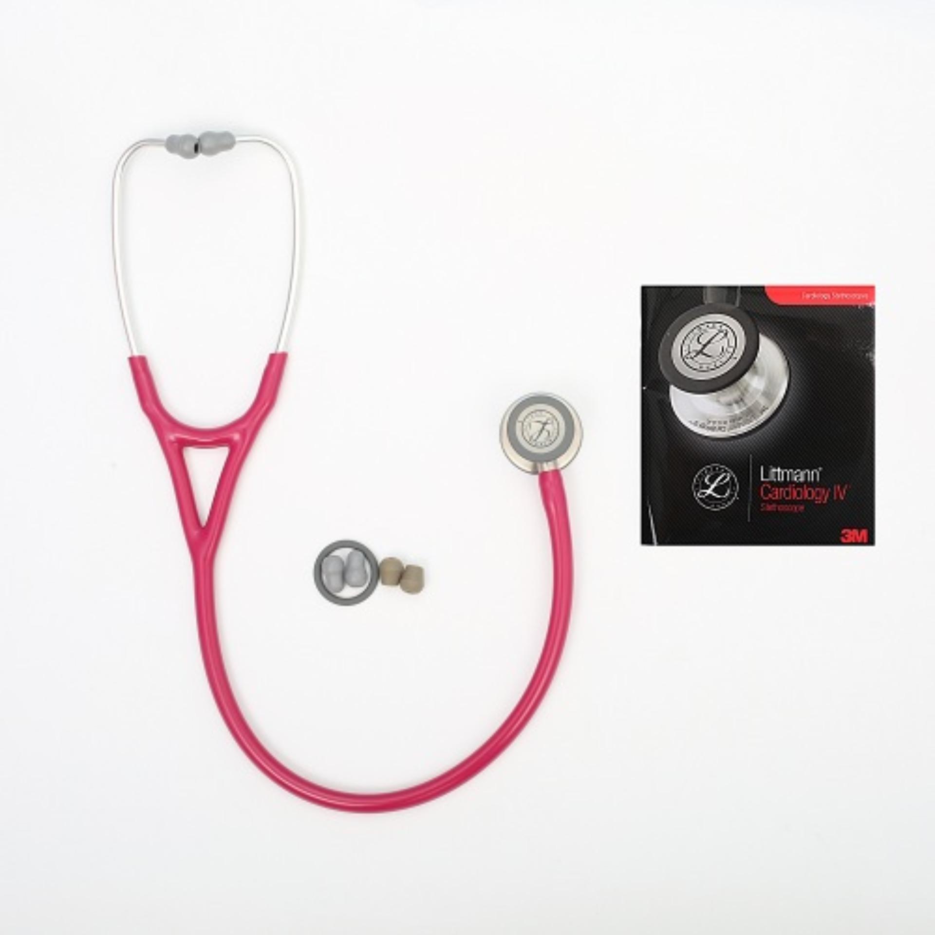 Ống Nghe Littmann Cardiology I.V - Rasberry 6158