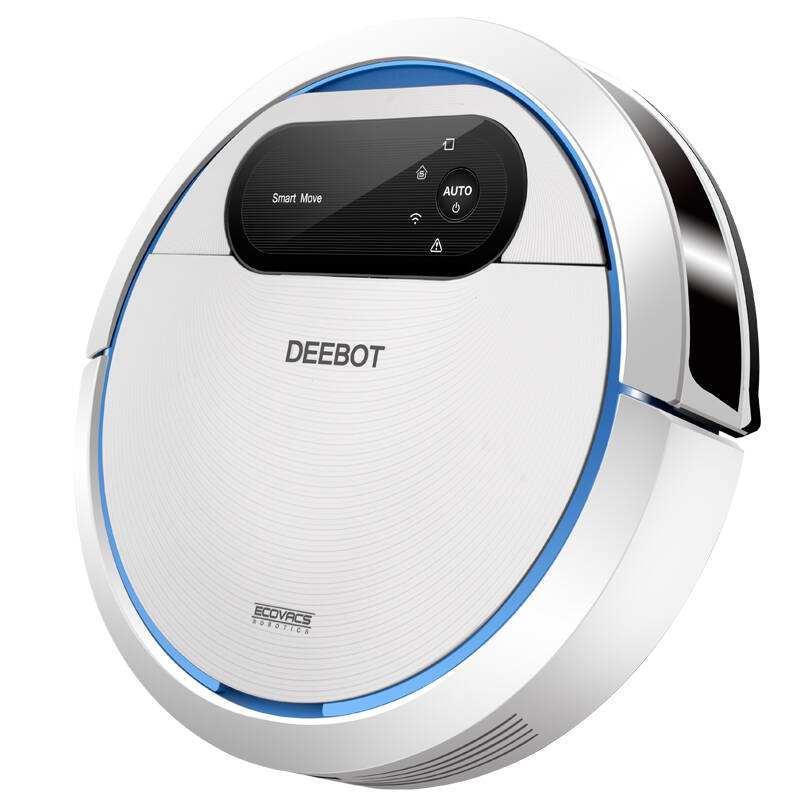 Robot hút bụi lau nhà Ecovacs DJ35 - DS35 - DW700 - DT85G - DD56... [Lưu ý: Hàng có sự phân loại theo hình thức, xin đọc kỹ thông tin về các mã sản phẩm]