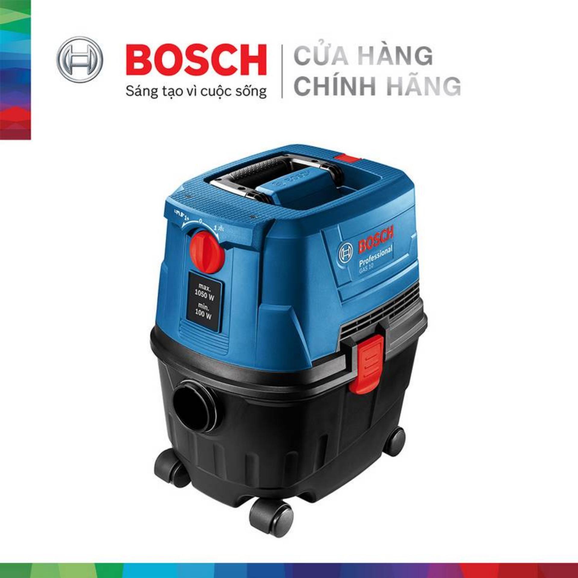 Máy hút bụi Bosch GAS 15 MỚI