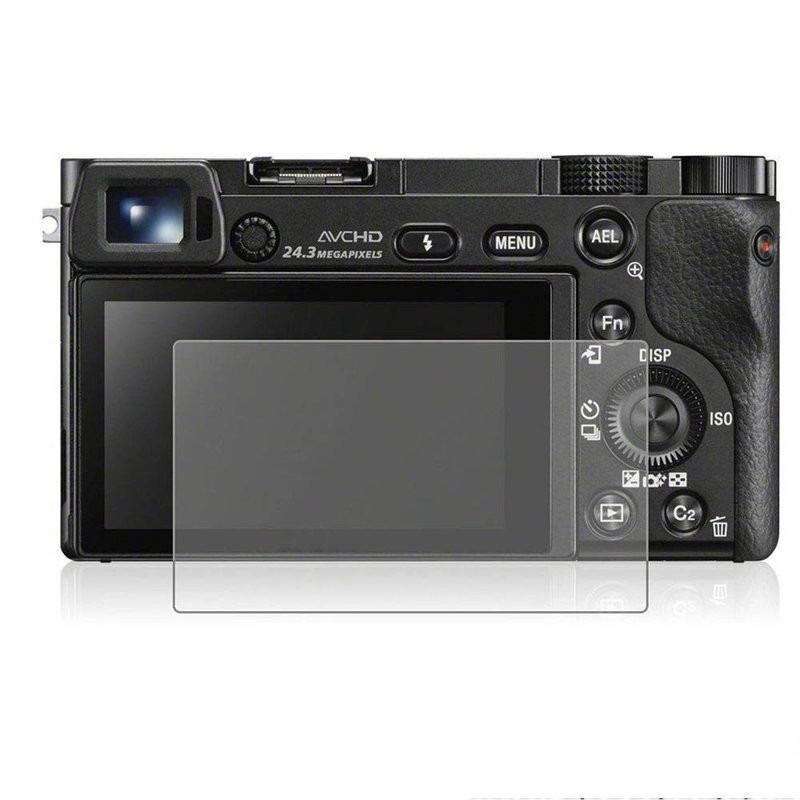 Miếng dán màn hình Cường Lực máy ảnh Sony A6000, A6300, A5000, Nex 6, Nex7