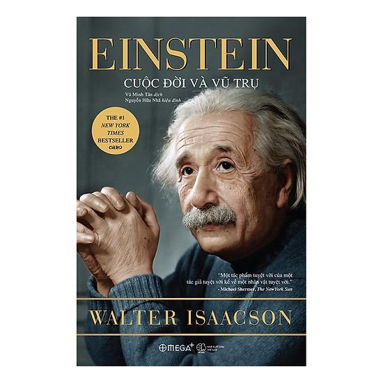 Einstein- Cuộc đời Và Vũ Trụ Giá Quá Tốt Phải Mua Ngay