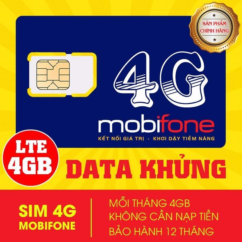 Giá Bán Sieu Sim 4G Data Mobifone Mdt250A Trọn Goi Khong Cần Nạp Tiền 1 Năm Nguyên