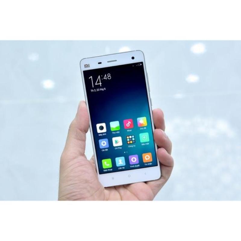Điện Thoại Xiaomi Mi4 Ram 3g, máy mới full hộp ( tặng ốp + cường lực+ bh 12th)