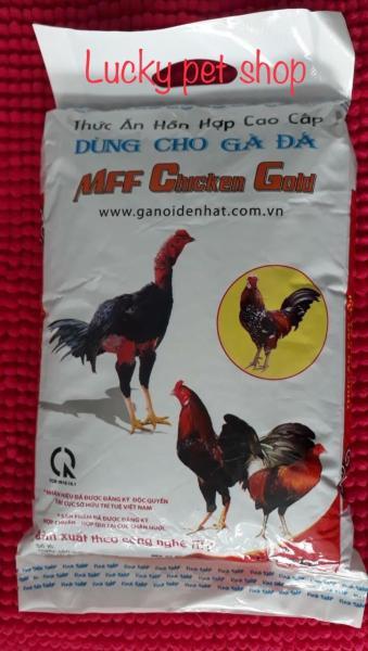Thức ăn cao cấp dành cho gà đá - chicken gold gói 2kg