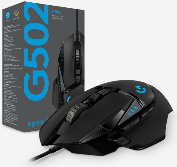 Giá CHUỘT CHƠI GAME/ GAMING MOUSE LOGITECH G502 HERO